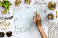 לוח תכנון חד קרן