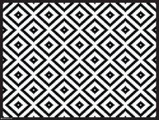 "פלייסמט ויניל מעוצב גודל 30/40 ס""מ - דגם Pixel"
