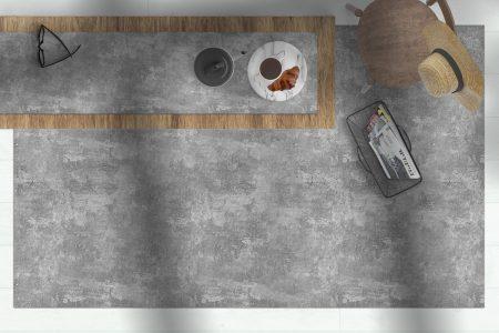 שטיח ויניל מעוצב - דגם בטון