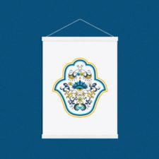 הדפס מעוצב Hamsa