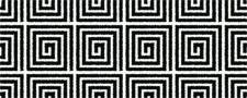 4 מדבקות עטיפה לשימורים -  Geometric
