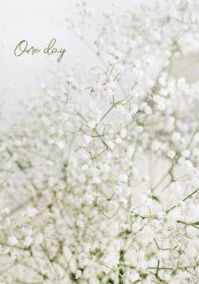 One day - זוג פוסטרים