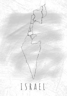 ISRAEL - פוסטר להורדה