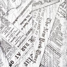 רקע לצילום של DE'ZEN דגם Newspaper 4545