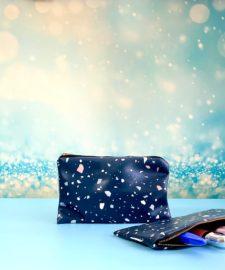 רקע לצילום של DE'ZEN דגם Blue lights 5070