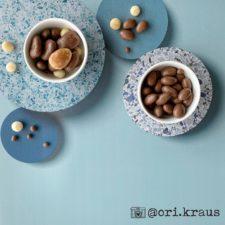 מארז רקעי צילום דגם Blue & White