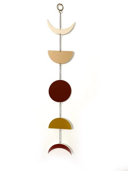 Wall Jewellery - Moon Balance