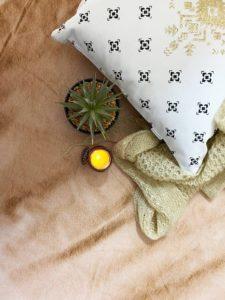 רקע לצילום של DE'ZEN דגם Coffee in bed 70100