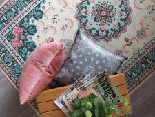 שטיח ויניל מעוצב – דגם MIA