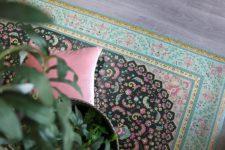 שטיח ויניל מעוצב – דגם KIM